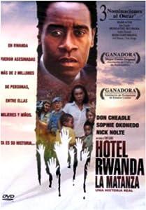 """Cover of """"Hotel Rwanda [*Ntsc/region 1 & ..."""