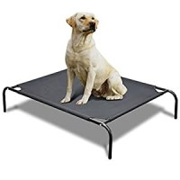 tinkertonk New Large Raised Dog Bed Outdoor/Indoor Pet Bed ...