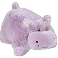 Pillow Pets Pee Wees Hippo New | eBay