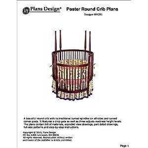 Round Crib Plans