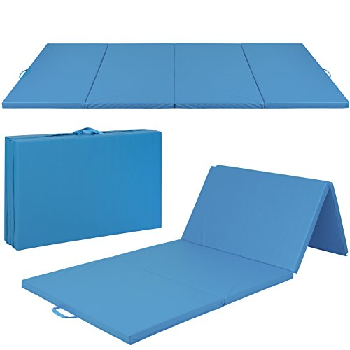 Gymnastics Gym Folding Exercise Aerobics Mats Stretching Yoga Mat