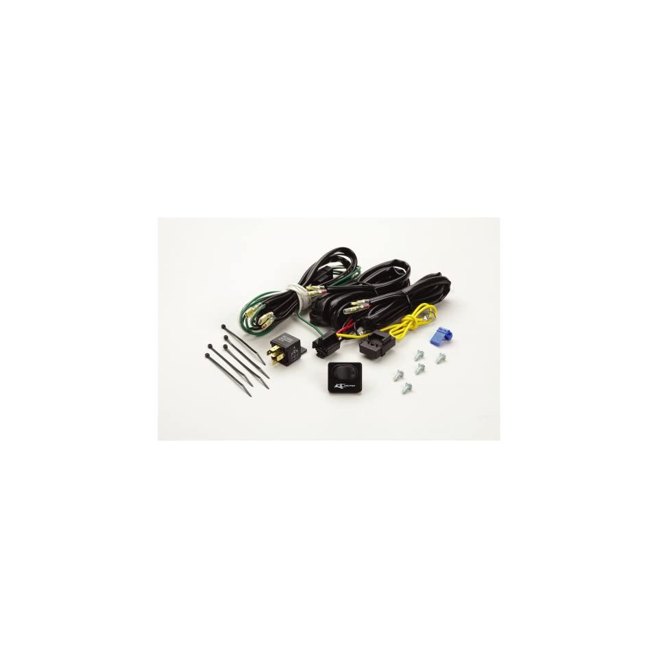 hight resolution of kc hilites 6315 wiring harness 40 amp relay switch