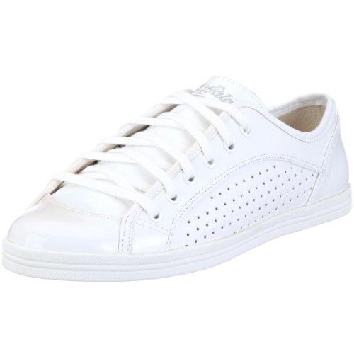 Buffalo 507-V9987 PATENT 118289, Damen Sneaker, Weiss (WHITE 10), EU 39