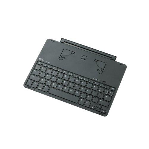 ELECOM Bluetoothキーボード iPad Air用 オートスリープ機能付 シルバー TK-FBP068ISV