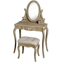 Traditional Dressing Table Set: Amazon.co.uk: Kitchen & Home
