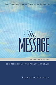 "Cover of ""The Message: The Bible in Conte..."