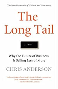 """Cover of """"The Long Tail: Why the Future o..."""