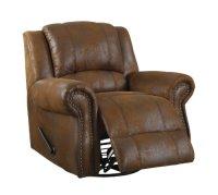 Rocker Microfiber Recliner Chair: August 2012
