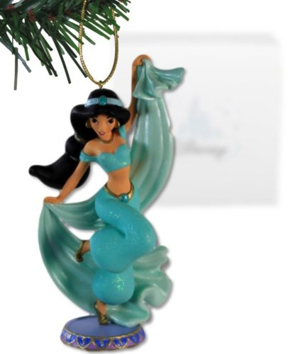 Disney Princess Jasmine Christmas Ornament