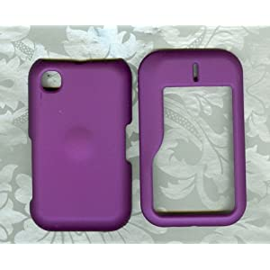 purple Straight Talk Nokia 6790 Surge PHONE COVER CASE