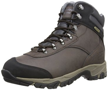 Hi-Tec Altitude V 200, Men's Hiking Boots, Dark Chocolate, 11 UK
