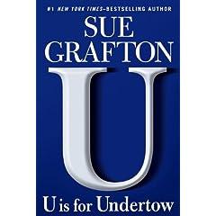 U is for Undertow (Kinsey Millhone Mystery)