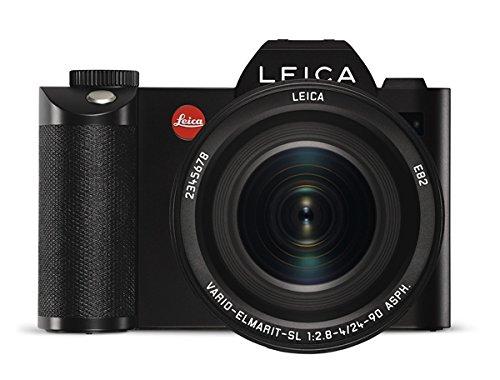Leica SL (Typ 601) Mirrorless Digital Camera with Vario-Elmarit-SL 24-90mm f/2.8-4 ASPH. Lens (International Model) No Warranty