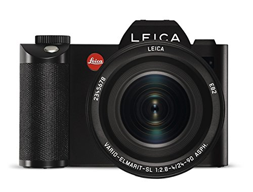 Leica SL (Typ 601) Mirrorless Digital Camera with Vario-Elmarit-SL 24-90mm f/2.8-4 ASPH. Lens (International Model) No Warranty
