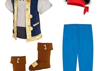 Amazon Jake And The Neverland Pirates Costume
