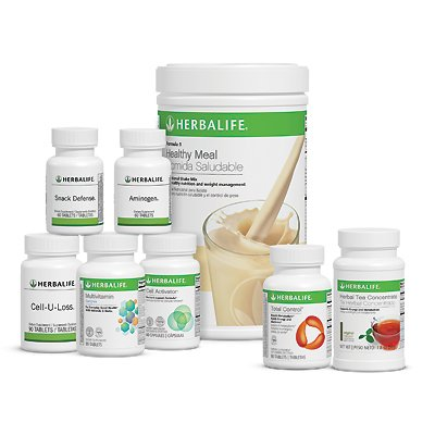 Herbalife Ultimate Weight Loss Program French Vanilla