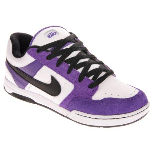 Sneaker Nike 6.0 Air Mogan white/black/varsity purpl 9.5