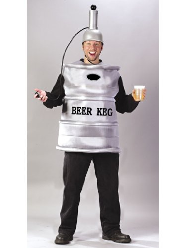 discount beer keg mens costume frat college funny costume halloween buy now and save more