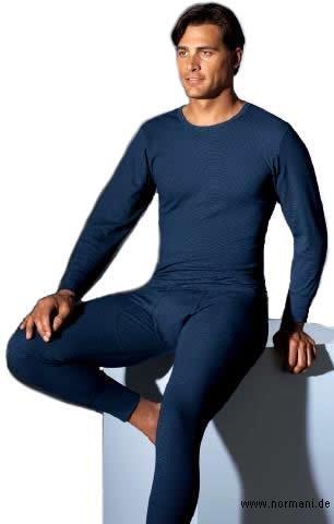 Sehr warme Thermo Unterwäsche / Ski Sportunterwäsche Garnitur / Unterhose und Langarm Thermounterwäsche von normani