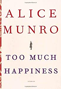 "Cover of ""Too Much Happiness"""