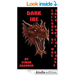 The Dark Ire: Children of Woe, Dark Hunters Book 2