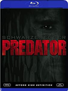 "Cover of ""Predator [Blu-ray]"""