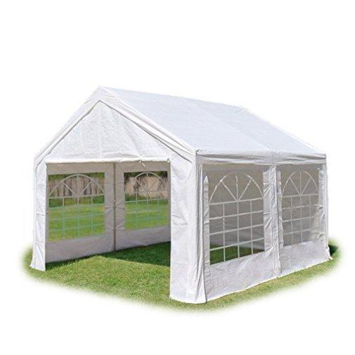 Pavillon 3x4 wasserdicht, stabil und schön