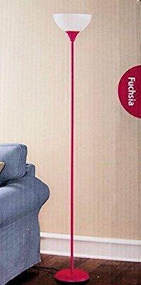 Floor Lamp Home Office Dorm Room Lighting with Single ...