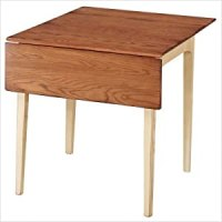Kitchen Tables for Small Spaces - Small Drop Leaf Tables