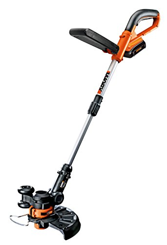 WORX WG156 Li-Ion Cordless Grass Trimmer/Edger with 2 20