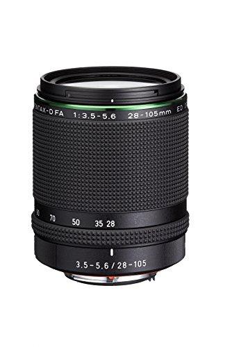 Pentax D FA 28-105mm F3.5-5.6ED DC WR HD PENTAX-D FA 15-30mm (Black)