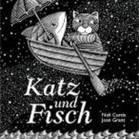 Katz und Fisch / Joan Grant. Neil Curtis (Illustration)