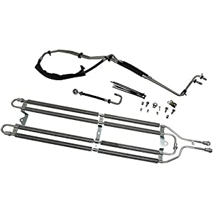 Amazon.com: 2011-14 Cadillac CTS-V Differential Oil Cooler