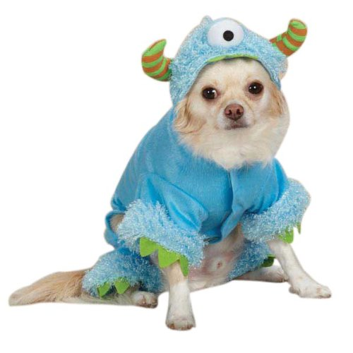 Casual Canine Monster Paws Costume, XS 8