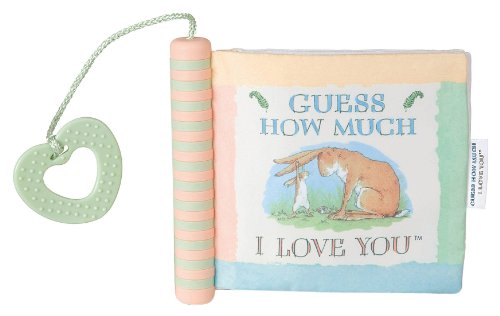 Guess How Much I Love You: Soft Book by Kids Preferred