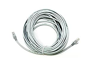 Amazon.com: 10m Cat 5 Rj45 Ethernet Network Cable (Silver