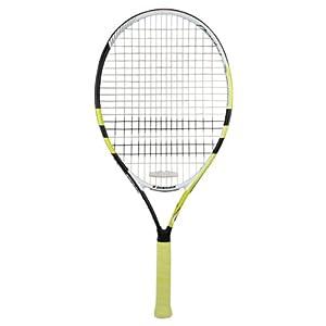 Amazon.com : Babolat Nadal Junior 140 Pre-strung Tennis