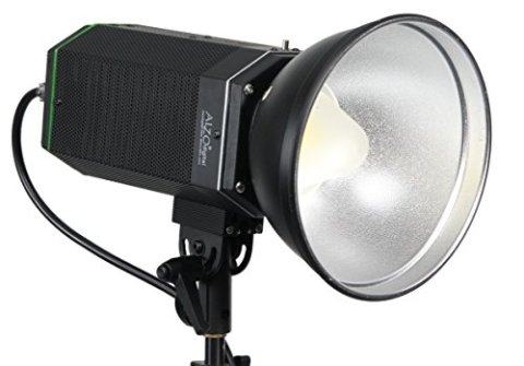 ALZO-3300-Ultra-High-Power-LED-Video-Light-with-8-in-PAR-Light-Stand