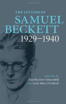 "Cover of ""The Letters of Samuel Beckett: ..."