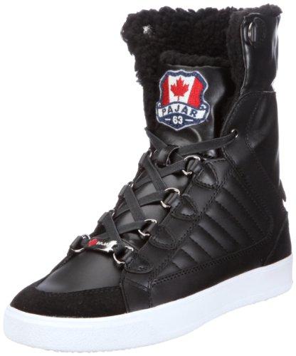 Pajar Laurent 22203.1200, Herren Sneaker, Schwarz (Black), EU 44