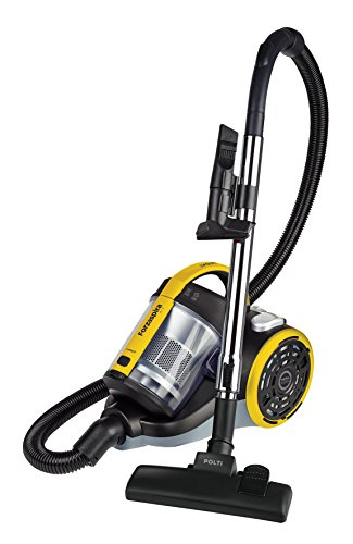 Polti Forzaspira C110 – Aspirapolvere ciclonico senza sacchetto, potenza 1.400 W