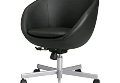 Ikea Skruvsta Swivel Chair Idhult Black Amazon