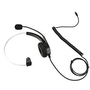 Amazon.com: AGPtek® Call Center Microphone Headset with