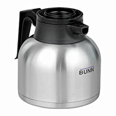 Bunn Stainless Steel Thermal Carafe