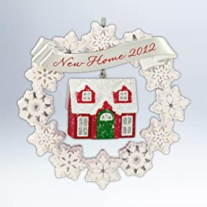 Hallmark 2012 New Home Keepsake Ornament