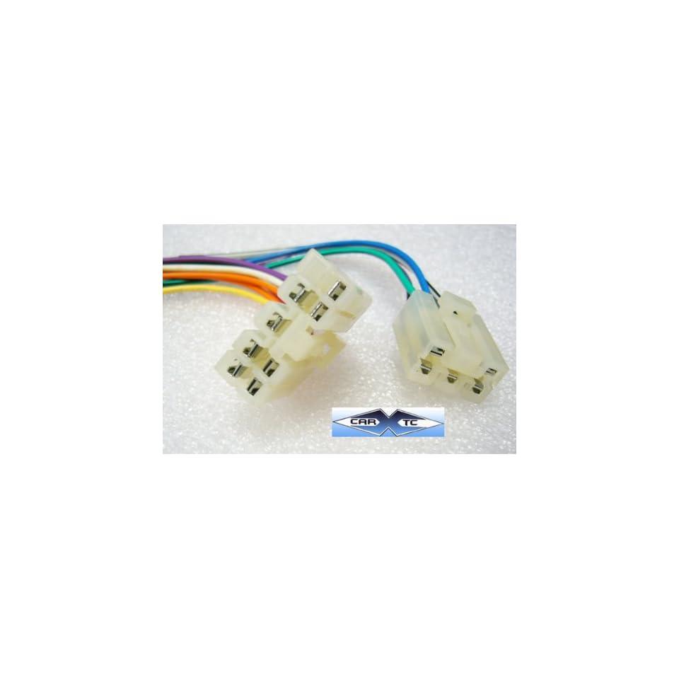 medium resolution of stereo wire harness oem dodge stealth 91 92 93 94 95 96 car radio wiring