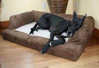 XXL Dog Bed Orthopedic Foam Sofa Couch Extra Large Size ...