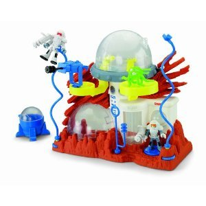 Imaginext Space Moon Set