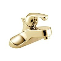 Delta Classic 520-PBWF Bathroom Single Handle Faucets ...
