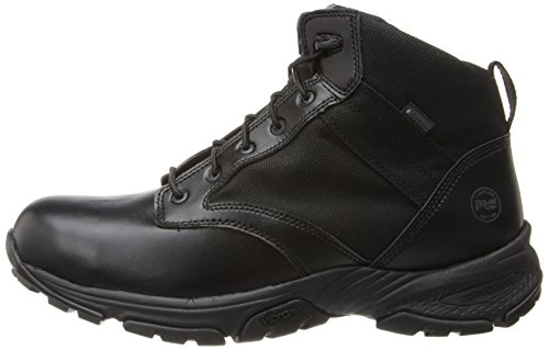 5b72279eb Product Description. 092633001 Timberland PRO Men\'s Valor Waterproof  Operate Boots - Black ...